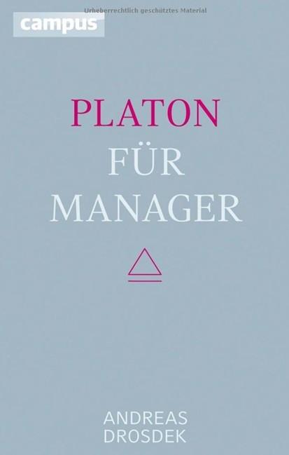 Buchcover_Platon für Manager