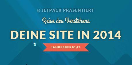 Reise des Verstehens - Jahresbericht 2014