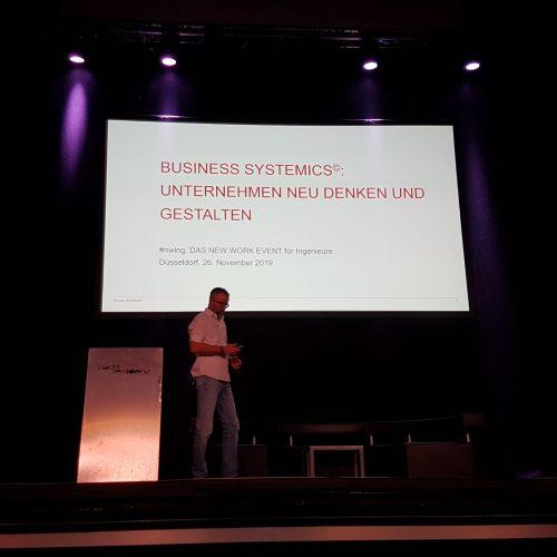 #nwing19 - New Work Event der Ingenieure in Düsseldorf