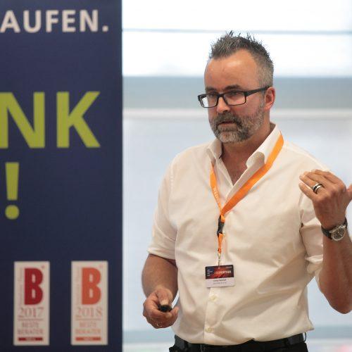 Best Practice Day 2018 in Darmstadt
