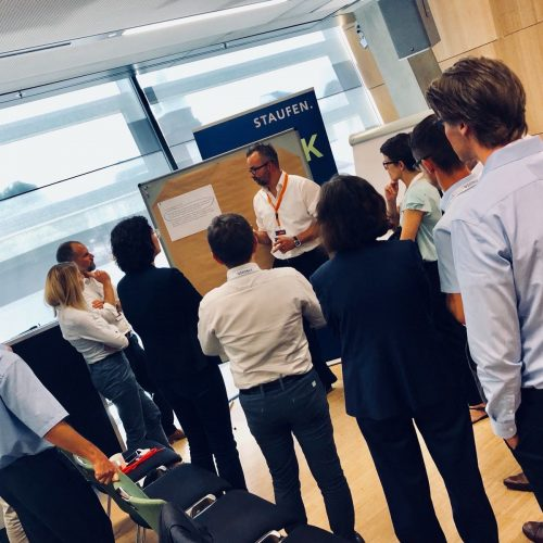 Best Practice Day 2018 in Darmstadt (aufgenommen von Janice K������¶ser)