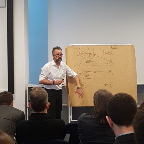 BMW Agile Day in Muenchen in 2018