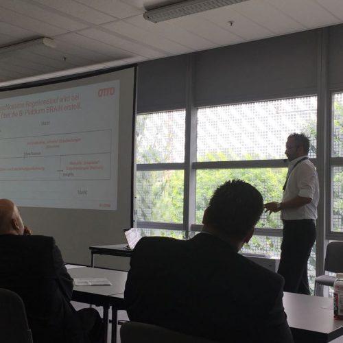 TDWI Konferenz in Muenchen 2017