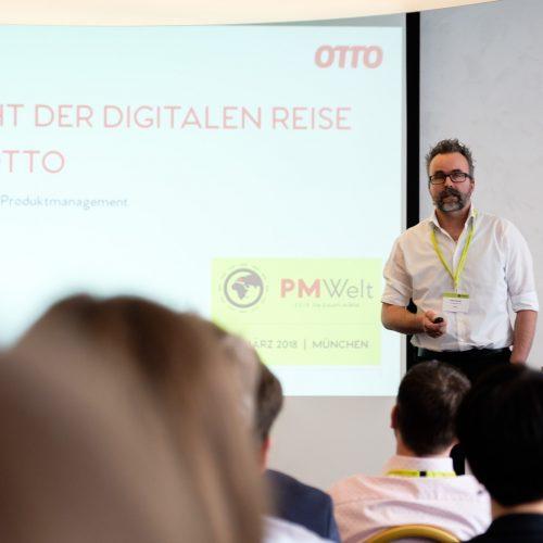 PM Welt 2018 in Muenchen (�© 2018 Berleb Media GmbH/PM Welt 2018)